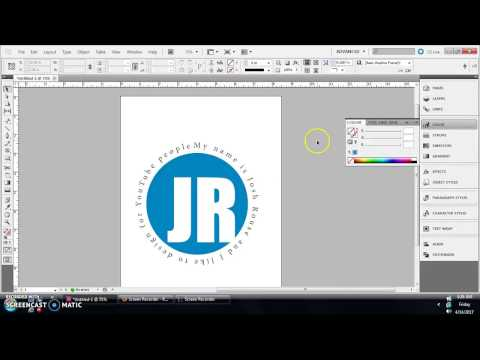 InDesign Tutorial: Shaping text around an object