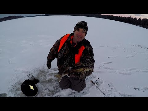 Early Ice Walleyes - Tips And Tricks To Catch More Walleyes