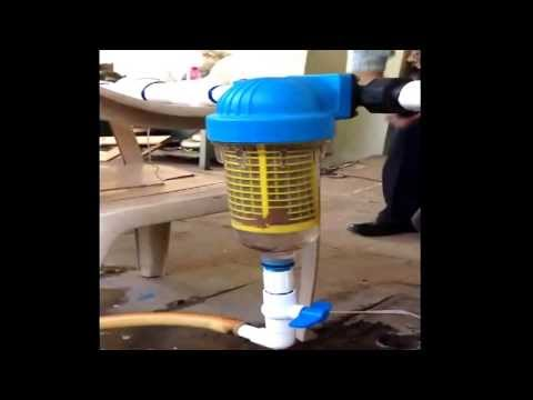 HYDRA - Self Cleaning Filter with Back wash