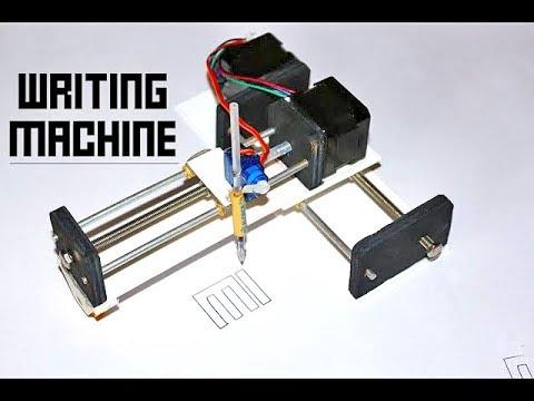 How to make Writing Machine