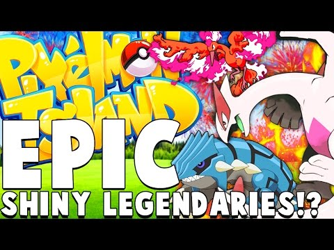 SHINY LEGENDARY POKEMON - Minecraft PIXELMON ISLAND - Pokemon QUESTS