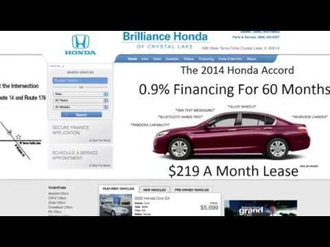 Welcome To Brilliance Honda In Crystal Lake, IL