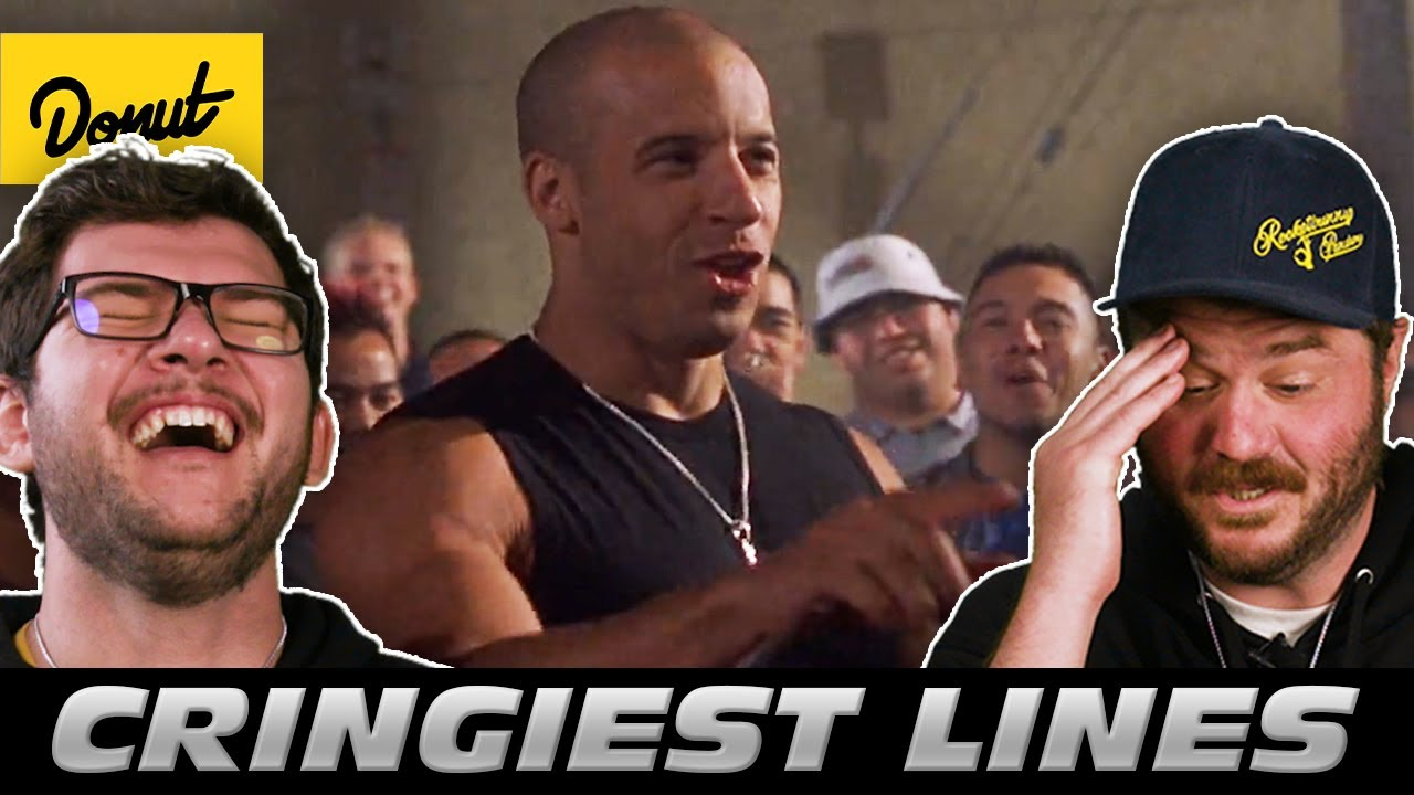 The Dumbest Lines from EVERY Fast & Furious Movie