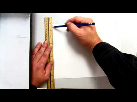 How to Make A Half Inch Border