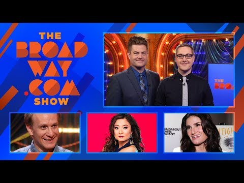 The Broadway.com Show - 5/25/18: Idina Menzel, MEAN GIRLS, HARRY POTTER AND THE CURSED CHILD & More