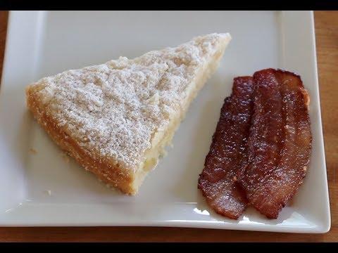 Lemon Brunch Cake Short