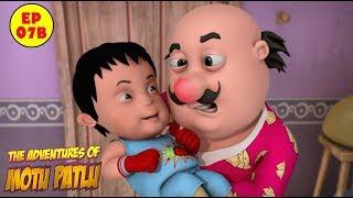 Motu Patlu   Boxer's Baby   Best Cartoon For Kids