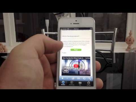 How to DOWNLOAD Movies on your iPhone, iPod Touch and iPad for FREE [NO JAILBREAK]
