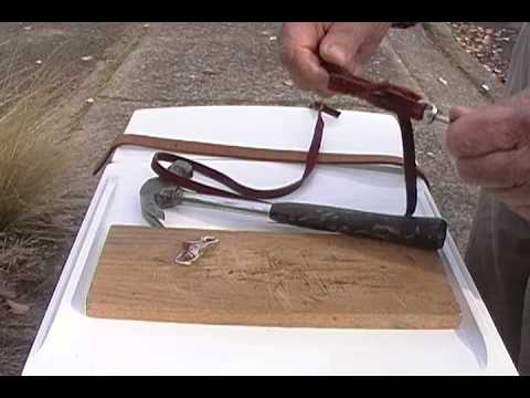 cut leash fold