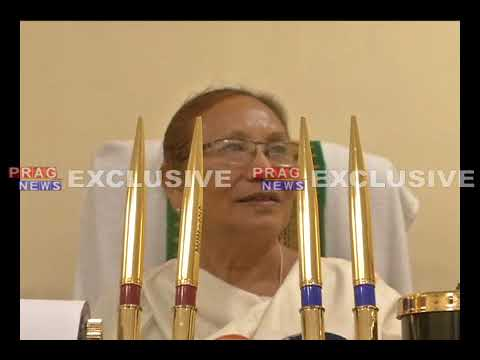 Ex forest minister Pramila Rani Brahma gets new portfolio of Social welfare