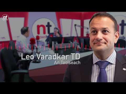 An Taoiseach Leo Varadkar on the 8th Amendment referendum