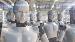 Adam 1.0 - Human Like Android / Robot 3D