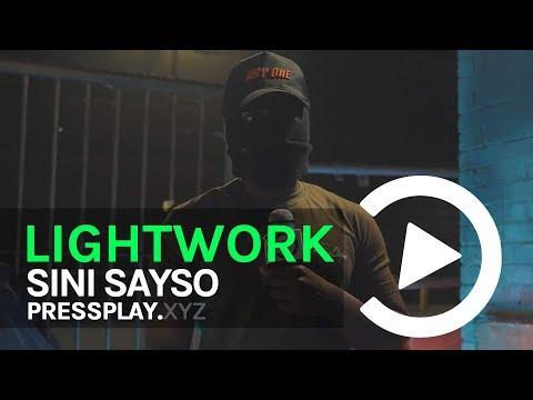 (1011) Sini Sayso - Lightwork Freestyle | Pressplay