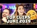 Twitch Clip Compilation - Juni 2019