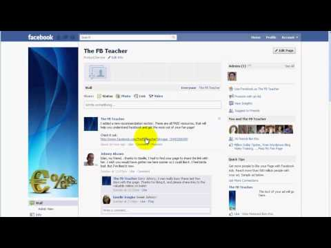 How To See All The Pages I liked With My Facebook page