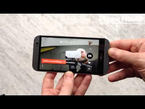 HTC One (M8) Duo Camera och bättre selfies