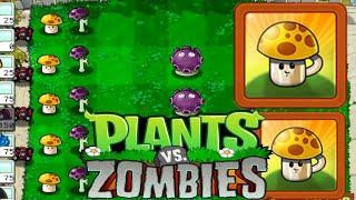 Night Plants vs Survival Day Zombies | Plants vs Zombies