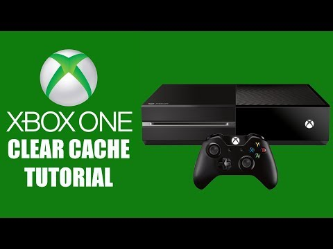 Xbox One | How To Clear Xbox One Cache (Speed Games, Fix Lag, Frame Drops & Games Dont Load)