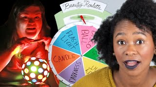 We Tried Doing Makeup In Bad Lighting • Beauty Roulette