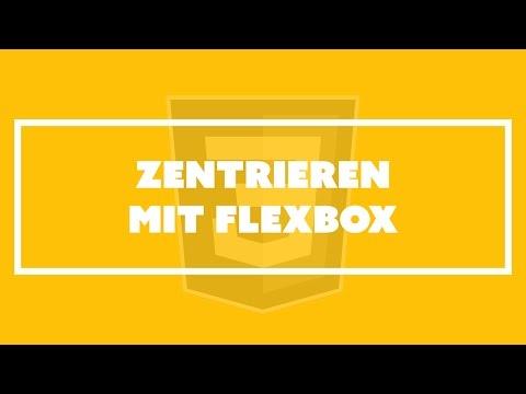 #69: Zentrieren mit Flexbox