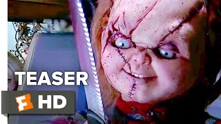 Cult of Chucky Teaser Trailer #1 (2017) | Movieclips Trailers