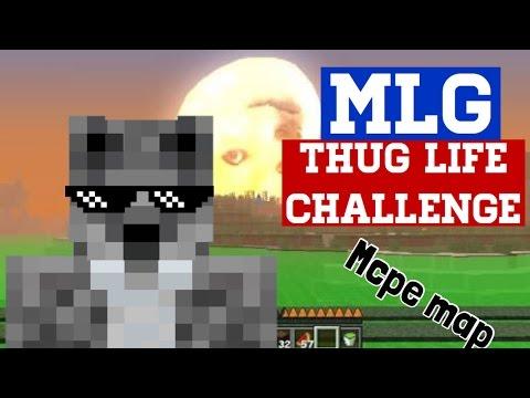 MLG Challenge Mcpe Map