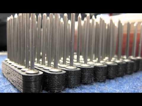 Laser4A - Laser Pin Table Standoffs
