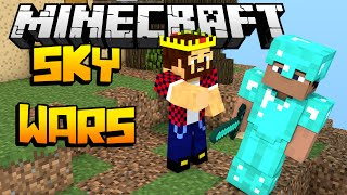 ОТОШЁЛ НА ПАРУ СЕК - Minecraft Скай Варс (Mini-Game)