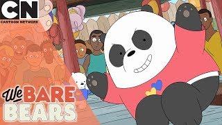 We Bare Bears   Rapping Bears with Attitude   Cartoon Network