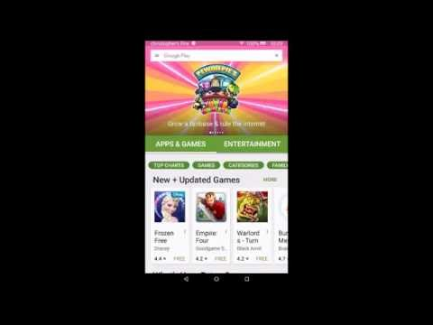 Installing Google Play store on your $50 Kindle Fire 7