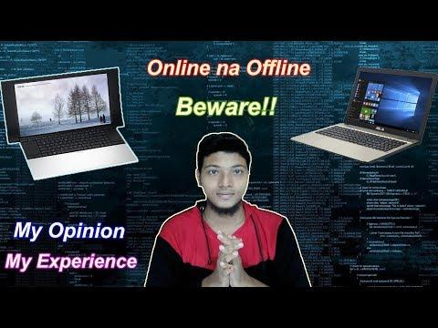 Beware!!  Online or offline.. Laptop buying guide..