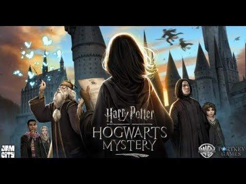 FREE ENERGY - Harry Potter Hogwarts Mystery