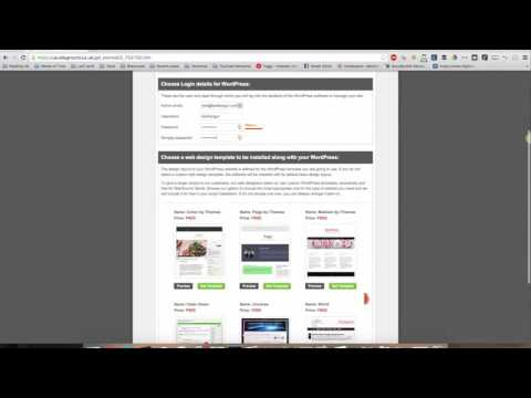 How to Create a Blog and Make Money Online [Blog setup in one minute]