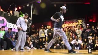 Jd Spain 2013 | Preselección Hip Hop | Babbic & Oscar