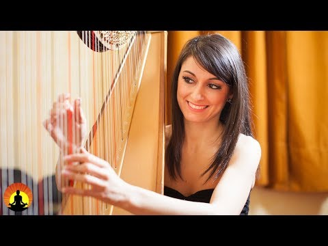 Relaxing Harp Music, Soothing Music, Relax, Meditation Music, Instrumental Music to Relax, ☯3429