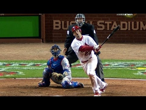 2011 WS Game 6: Freese leads Cardinals comeback