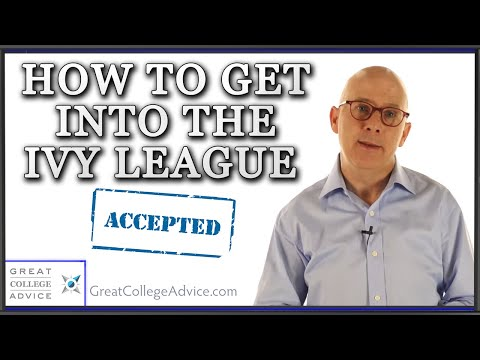 Insider Advice to Get Into Ivy League and Other Top Colleges From Admissions Expert