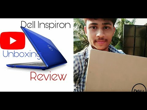 Best Laptop under 40000..DELL inspiron 15 5000 series  laptop's unboxing and Review