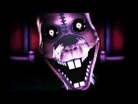 This Game is Nightmare Fuel – Five Nights at Candy's 3 (Demo)