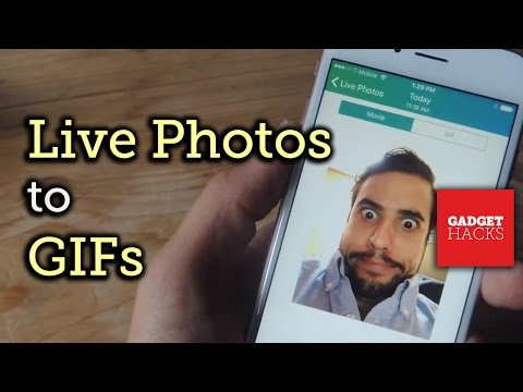 Convert Your iPhone's Live Photos to Animated GIFs [How-To]