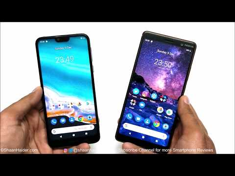 Nokia 7.1 vs Nokia 7 Plus - What's the Difference?