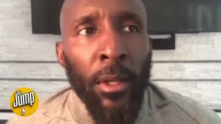 Lloyd Pierce on the NBA Coaches Association forming a racial injustice & reform committee   The Jump