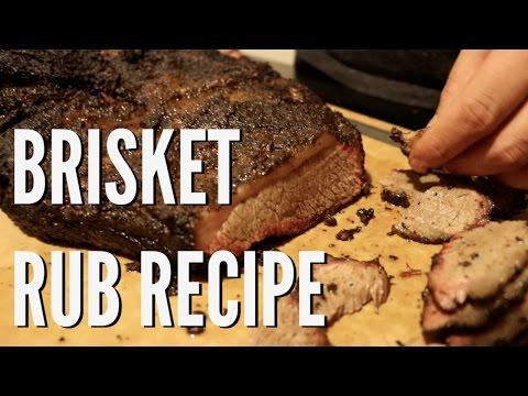 Brisket Rub Recipe