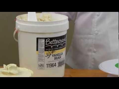 Vanilla Bean Bettercreme 5-inch Double Layer Round Cake
