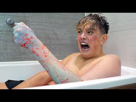 I Stayed in a Freezing Ice Bath for One Hour & It was a HUGE Mistake...