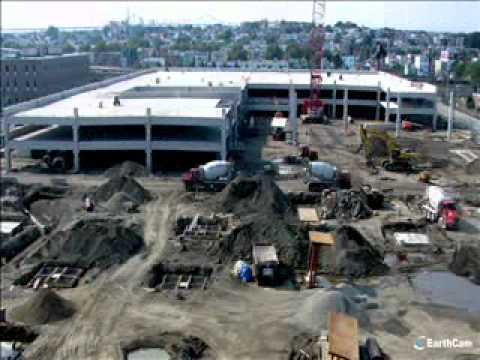 At Boston Logan - Economy Garage Construction