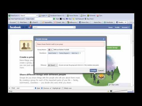 How To Create Group On Facebook | How To Make A Group On Facebook