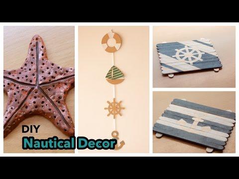 DIY Nautical Decor | Liliana Alves