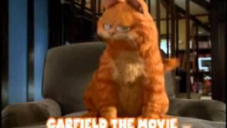 closing to garfield the movie 2004 dvd