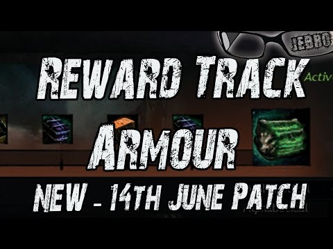 Armour Added to Reward Tracks GW2 PvP